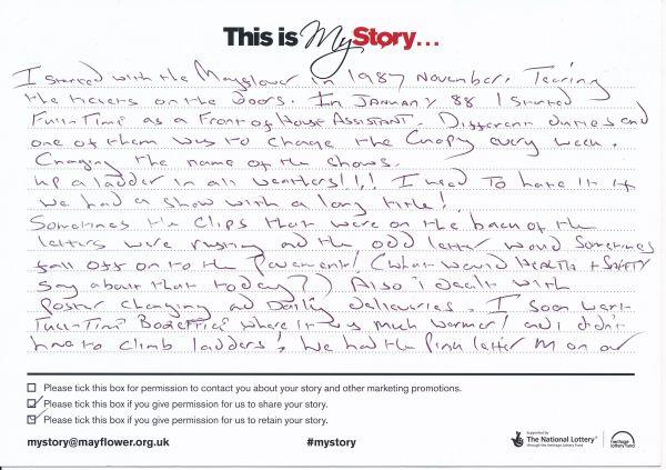 image My Story Card - MTA511101(1)