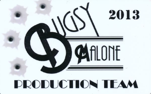 image Engage MTA731 - Bugsy Malone Production Team card 1 of 2